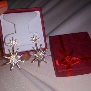 Accessories - Pentacle star earring